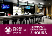 Plaza Premium Lounge Heathrow Airport