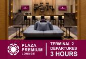 Plaza Premium T2 Departures