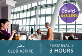 Aspire Lounge and Spa Terminal 5