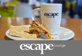 Escape Lounge Stansted Airport
