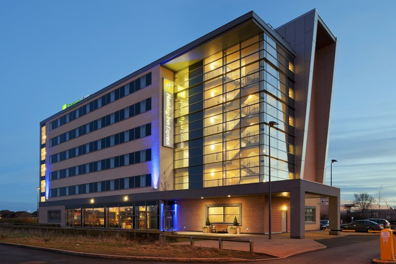 Holiday Inn Express Hotel at Liverpool Airport