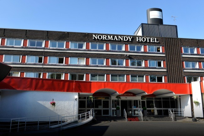 Normandy Hotel at Glasgow Airport