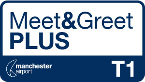 Manchester Airport - Meet & Greet Plus T1