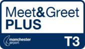 Manchester Airport - Meet & Greet Plus T3