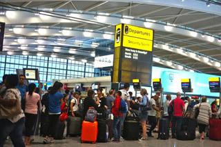 Airport Security Queues